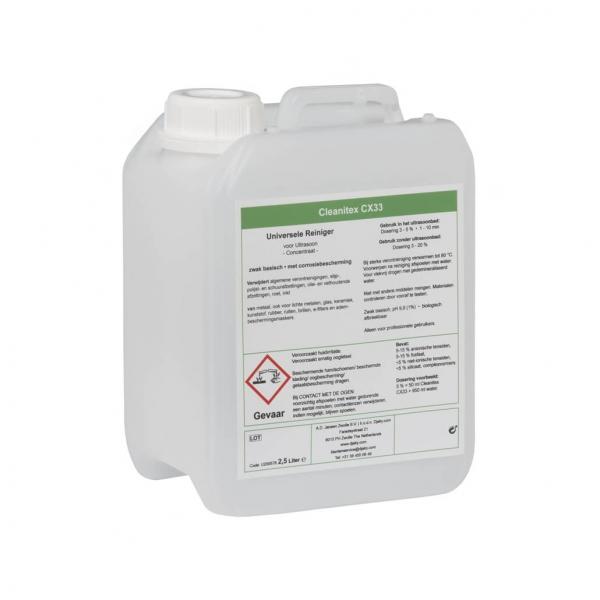 Cleanitex CX33 - 2,5 liter