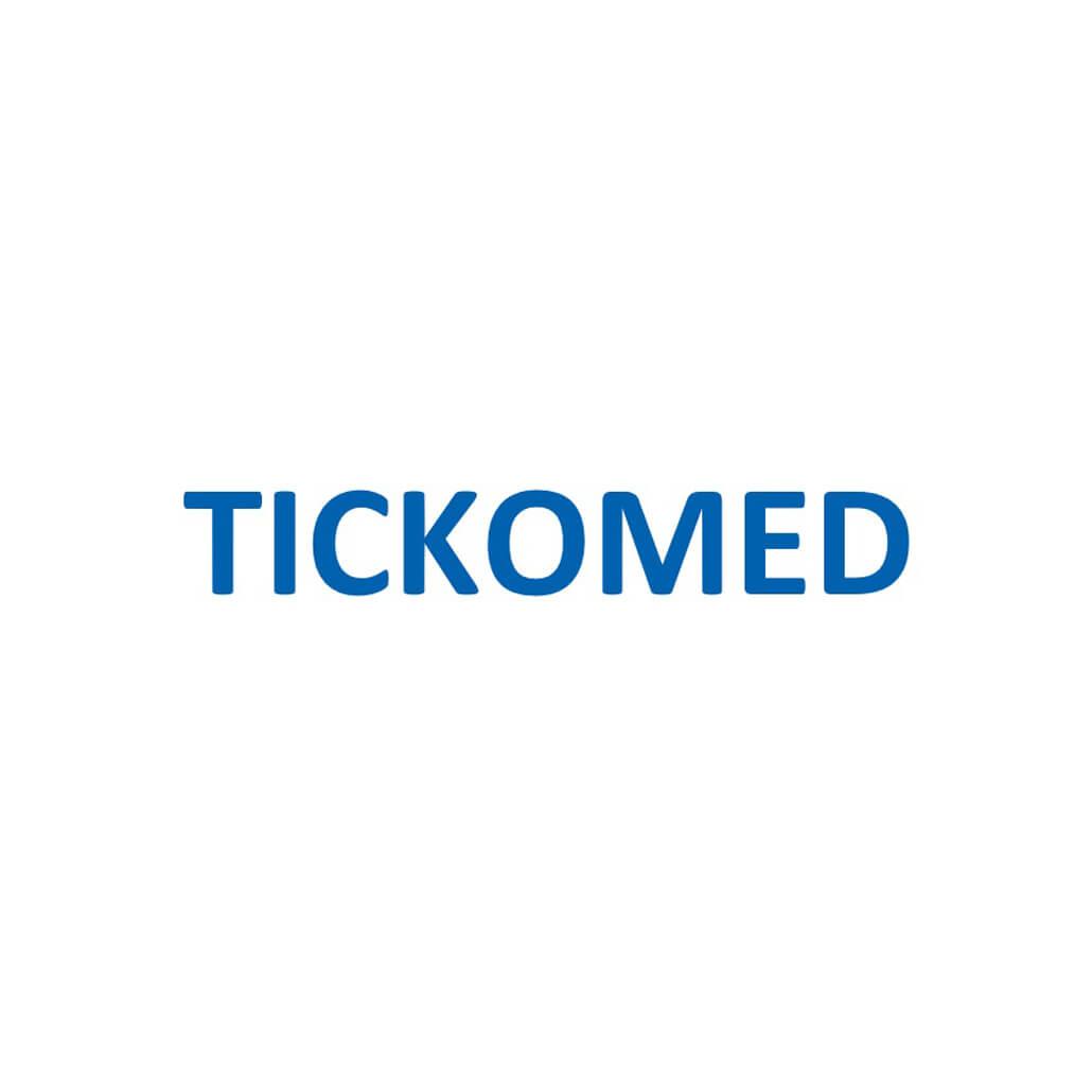 Logo Tickomed