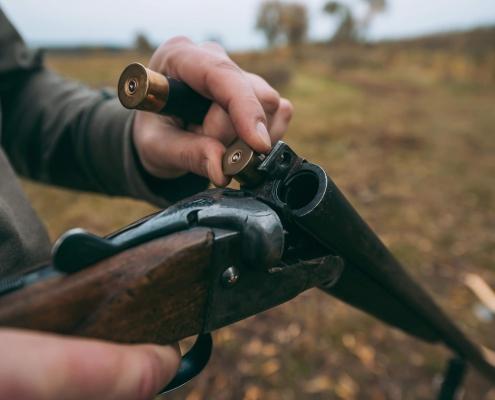 Vuurwapen en hulzen reinigen
